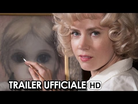 Big Eyes Trailer Ufficiale Italiano (2015) - Tim Burton Movie HD