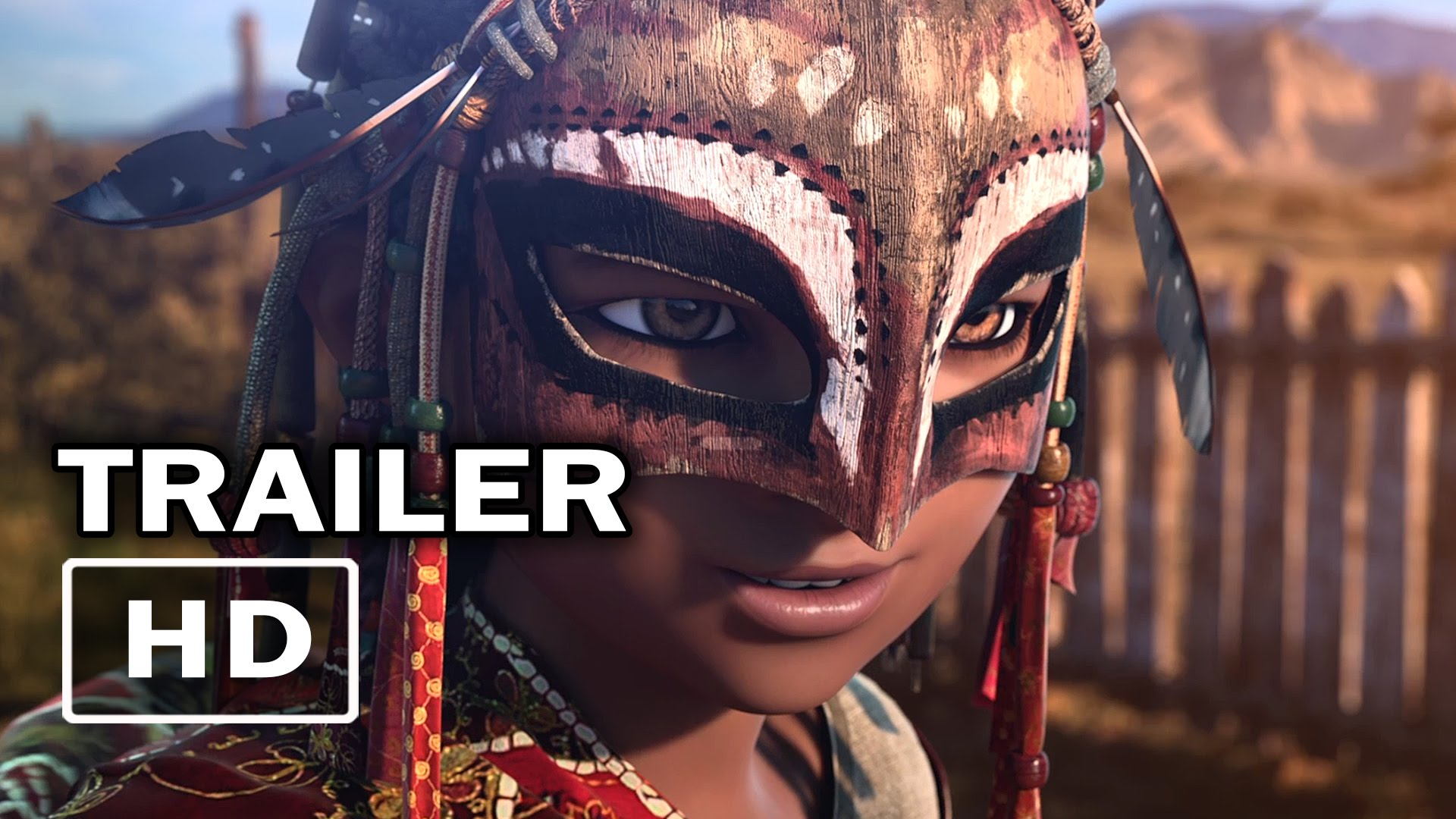 BILAL: A New Breed of Hero Movie 1st Teaser Trailer │HD│Sep 2016