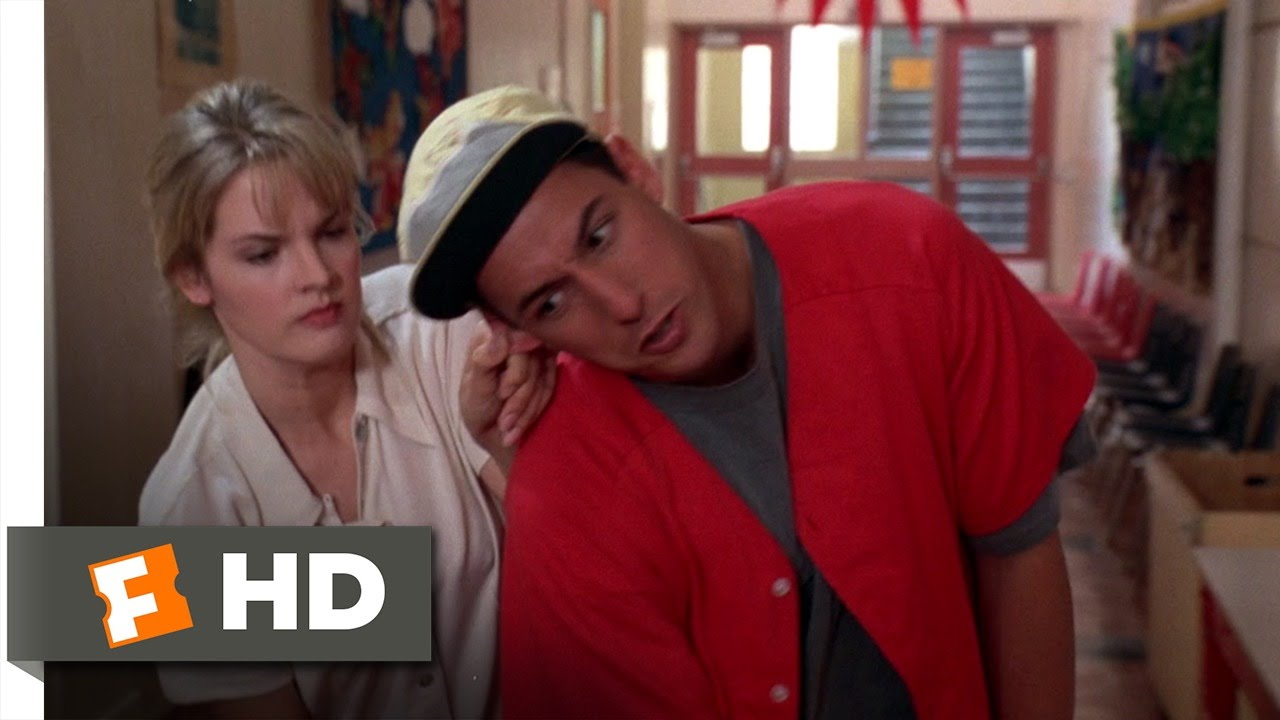 Billy Madison (2/9) Movie CLIP - Billy Mocks a Third Grader (1995) HD