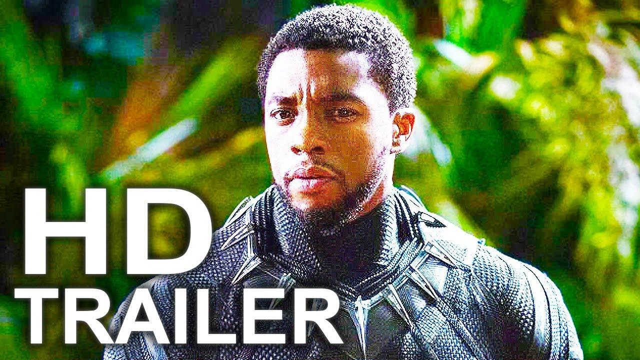 BLACK PANTHER Conqueror Trailer NEW (2018) Superhero Movie HD