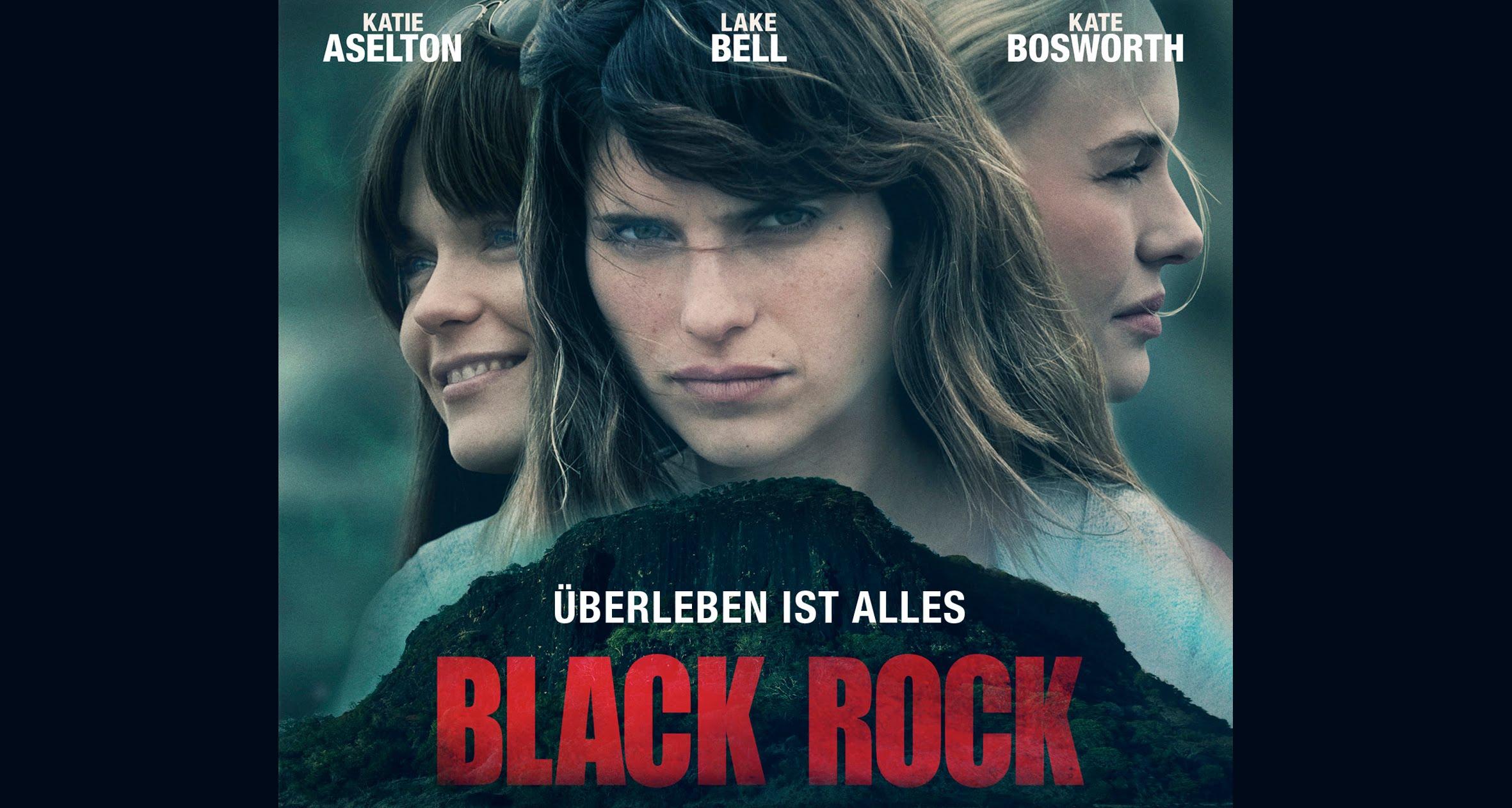 Black Rock - Überleben ist alles (Trailer deutsch) - Lake Bell - Kate Bosworth