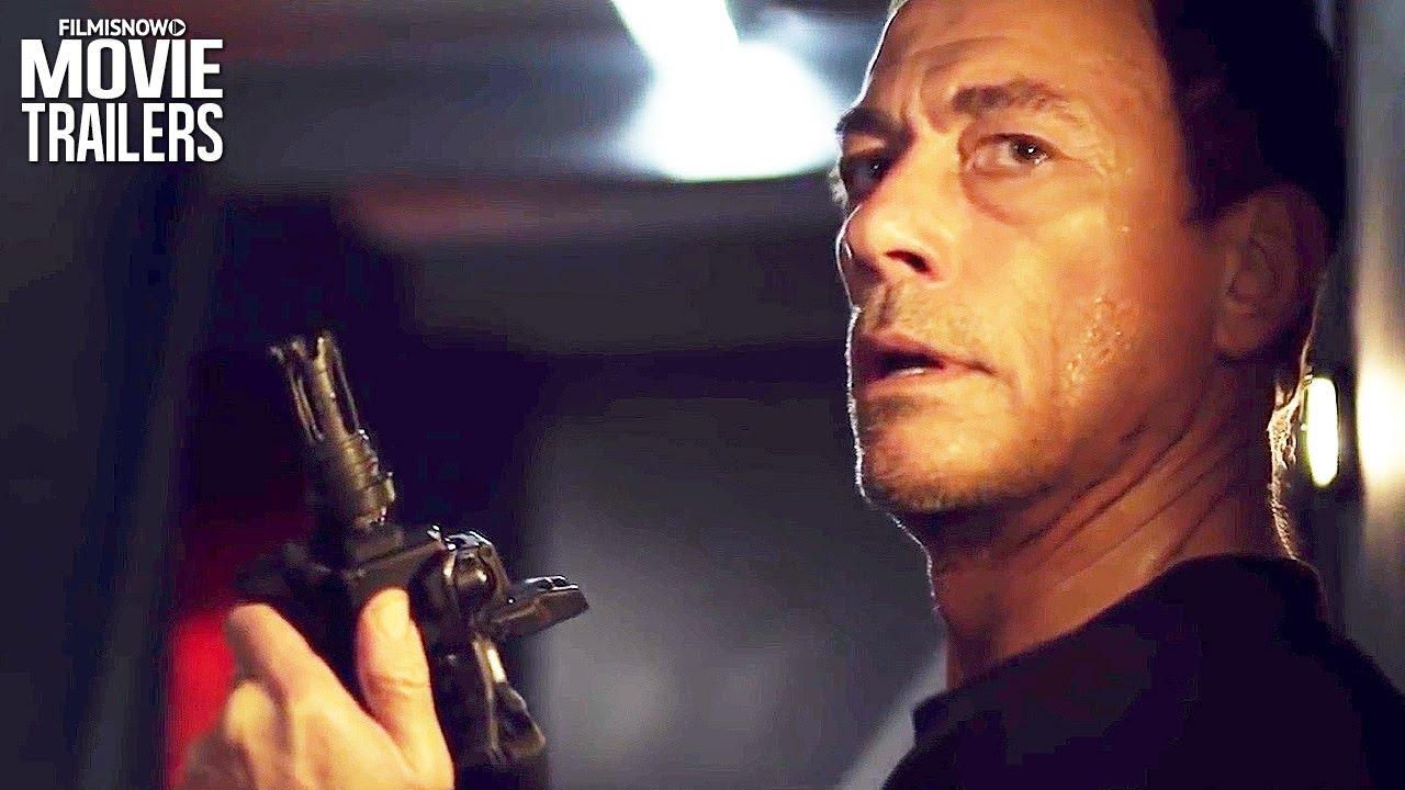 BLACK WATER   First Explosive Trailer ft. Jean Claude Van Damme and Dolph Lundgren