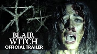 """Blair Witch (2016 Movie) Trailer - """"Don't Go In There"""""""