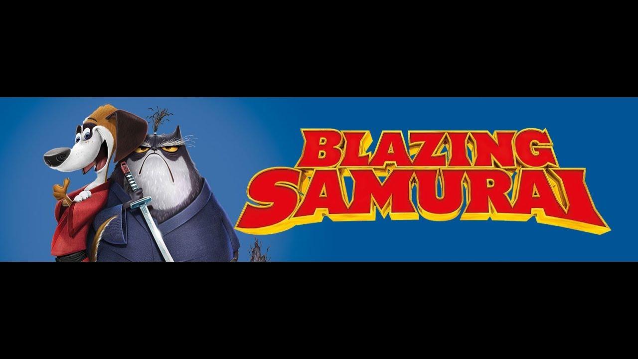 Blazing Samurai 2017
