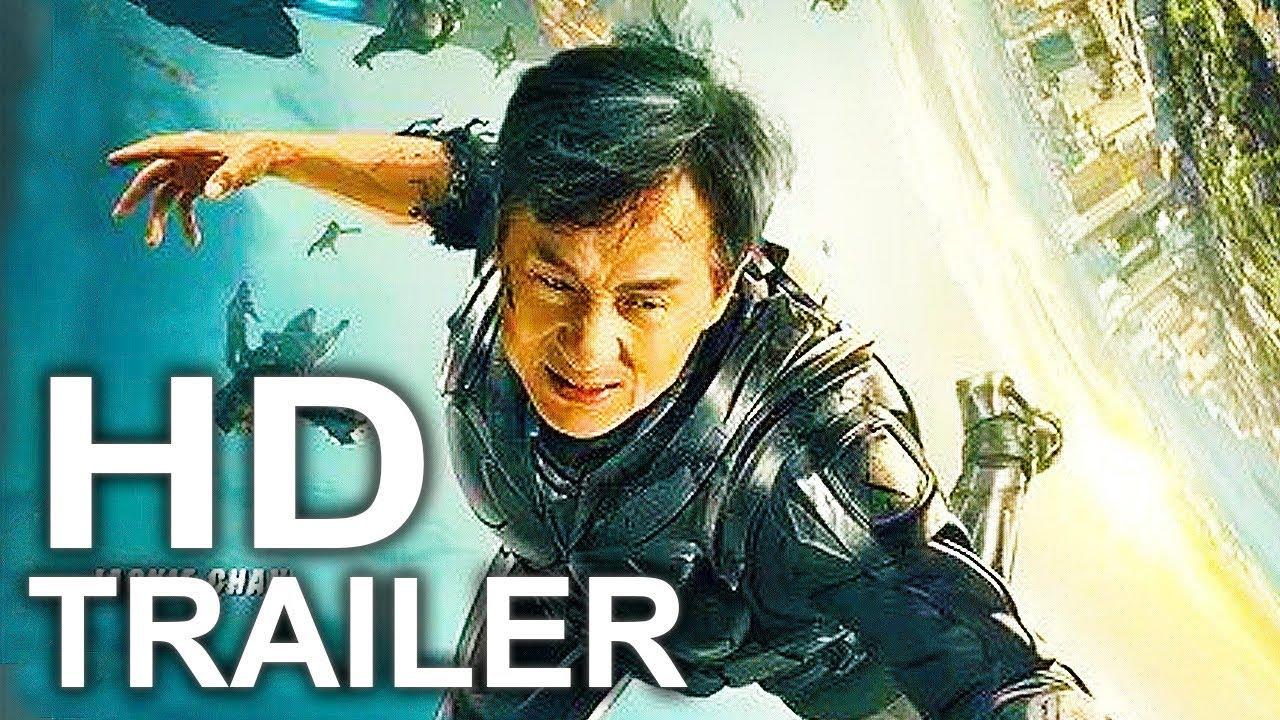 BLEEDING STEEL Trailer #2 NEW (2017) Jackie Chan Sci-Fi Movie HD