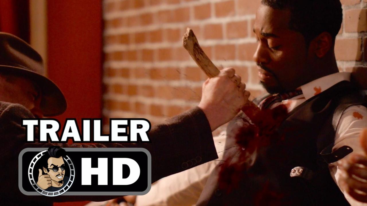 BLOODRUNNERS Official Trailer (2017) Ice-T, Vampire Horror HD