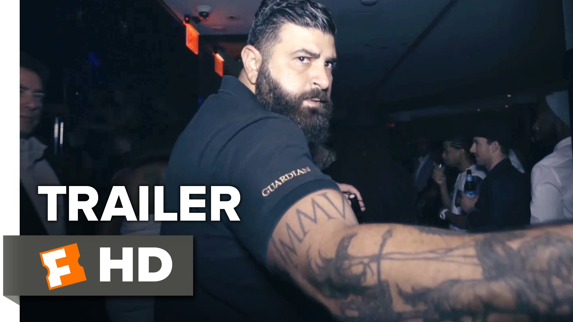 Bodyguards: Secret Lives from the Watchtower Official Trailer 1 (2016) - Documentary