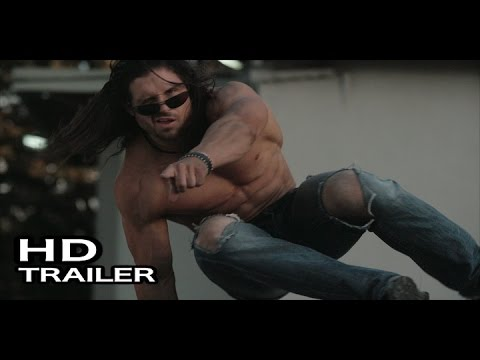 BOONE: THE BOUNTY HUNTER  Official Theatrical Trailer (2017)