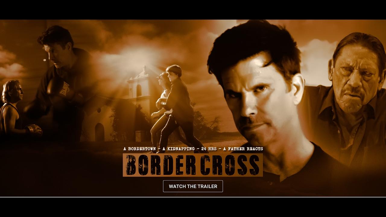 """BorderCross (2017) Full """"Movie #Online'English"""