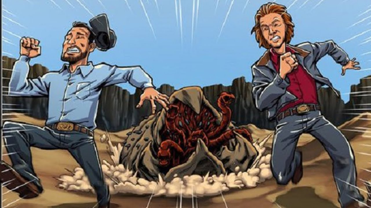 BREAKING NEWS!!! Tremors 6 Gets Titled A Cold Day in Hell