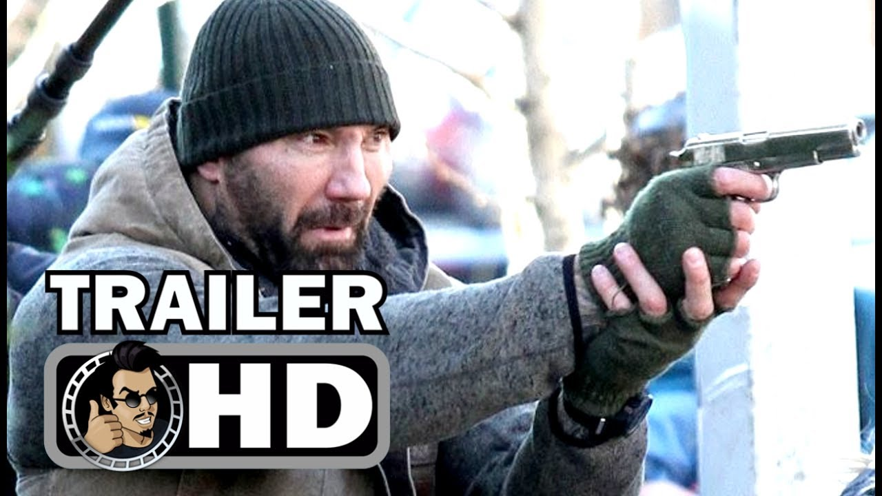BUSHWICK Official Trailer #2 (2017) Dave Bautista, Brittany Snow Thriller Movie HD
