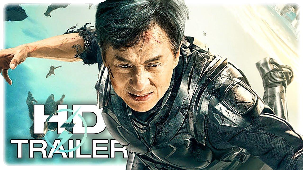 BLEEDING STEEL Trailer 2 New (2017) Jackie Chan Sci-Fi Movie HD