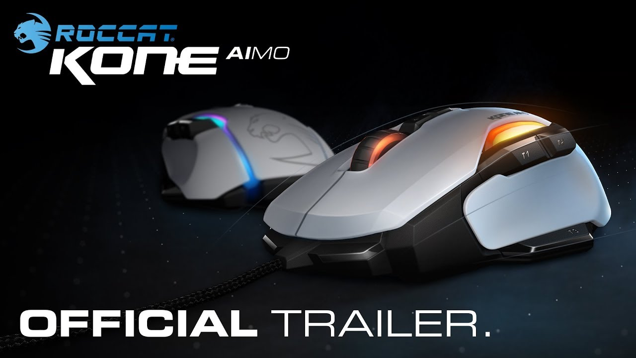 ROCCAT Kone AIMO Gaming Mouse [Official Trailer]