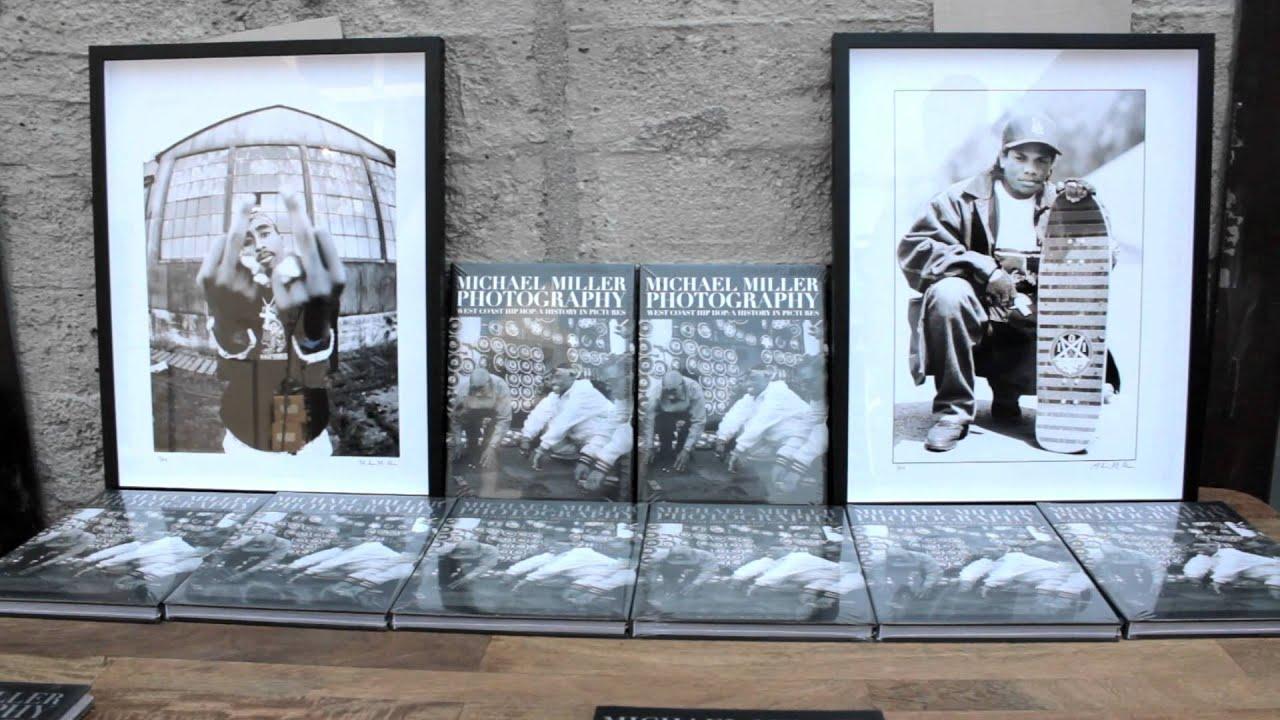 Cahuenga Corridor Street Market Trailer   LA Street Art Gallery
