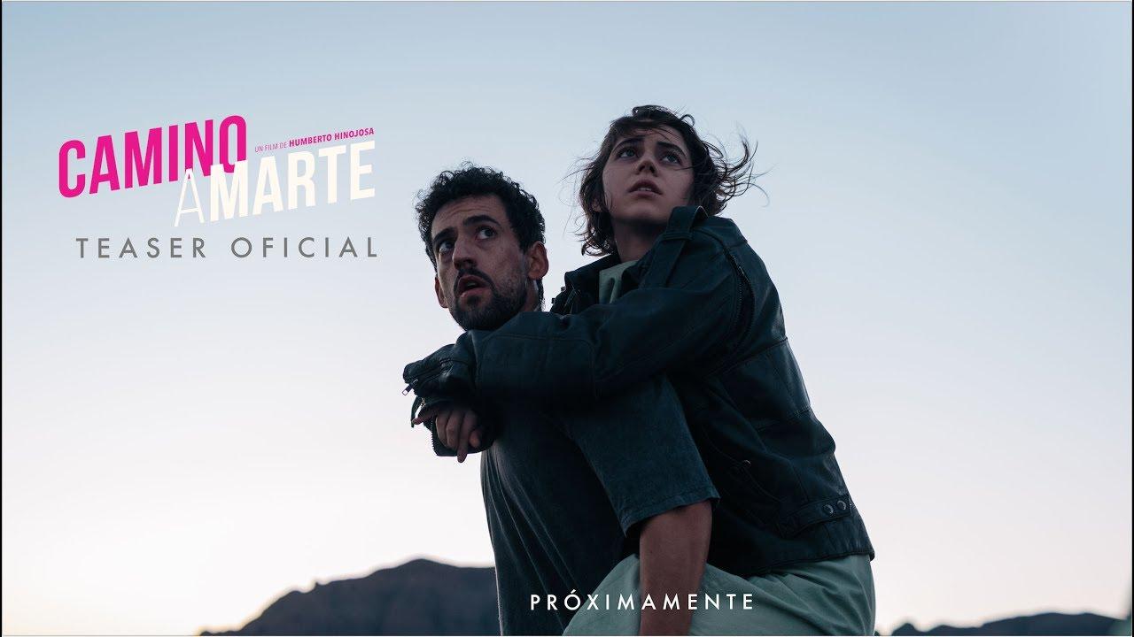 Camino a Marte - Teaser Trailer Oficial