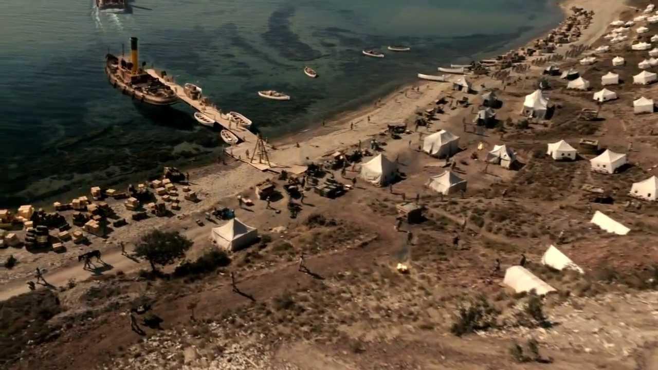 Çanakkale Yolun Sonu Trailer - Fragman 2