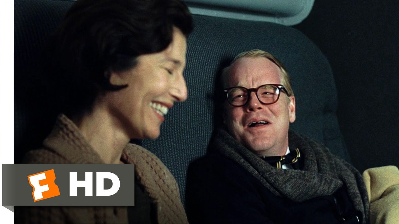 Capote (1/11) Movie CLIP - Paying for Compliments (2005) HD