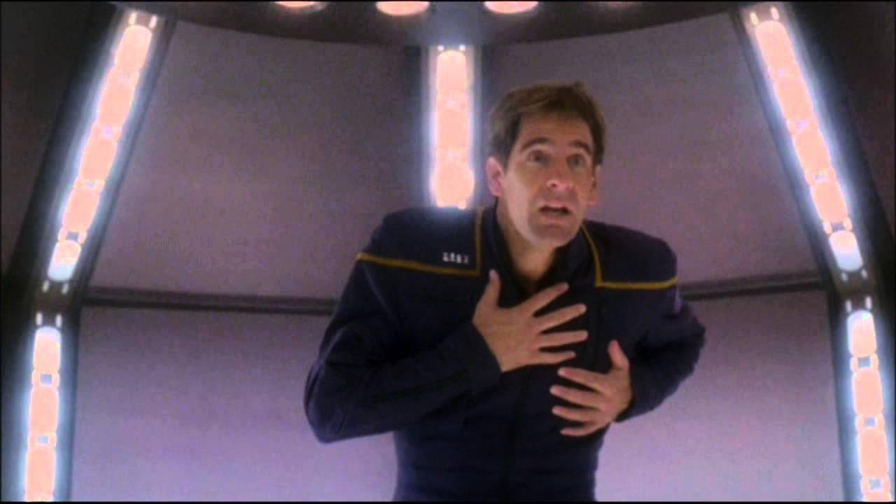 "Captain Jonathan Archer ""Broken Bow"" part 2 (Star Trek Enterprise)"