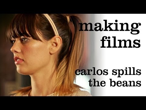Carlos Spills The Beans | Q&A with Director Brian McGuire & Cast | 21st Raindance Film Festival