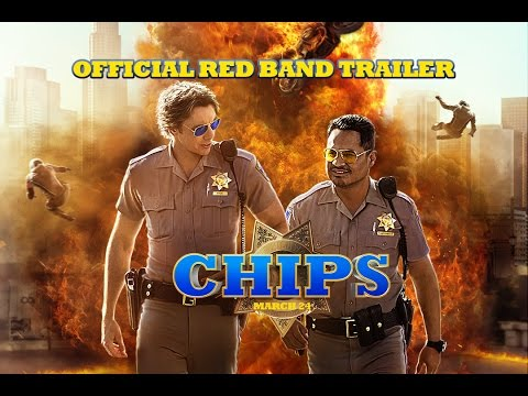 CHIPS - OFFICIAL RED BAND TRAILER [HD]