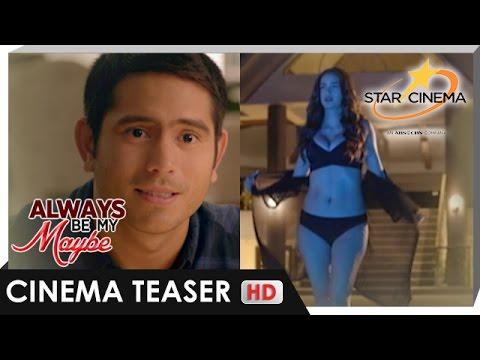 Cinema Teaser   'Always Be My Maybe'   Gerald Anderson, Arci Muñoz   Star Cinema