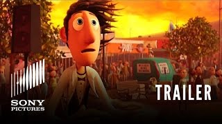 Cloudy With a Chance of Meatballs - trailer #1