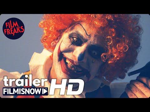 CLOWNERY (2020) Trailer | Indie Horror Film