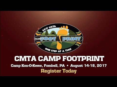 CMTA Camp Footprint Trailer