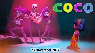 Coco - Trailer 2017