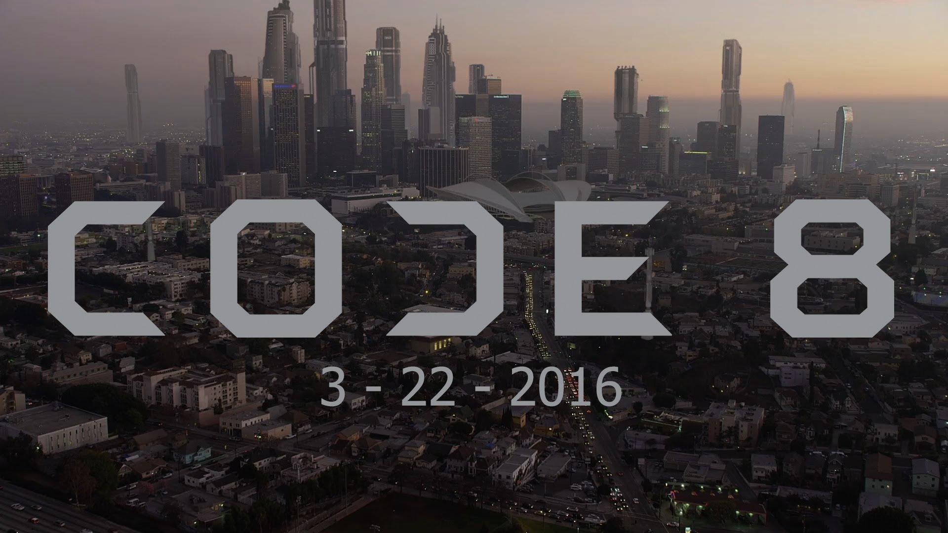 Code 8 - Teaser Trailer #1 (2016) - Slovenské titulky
