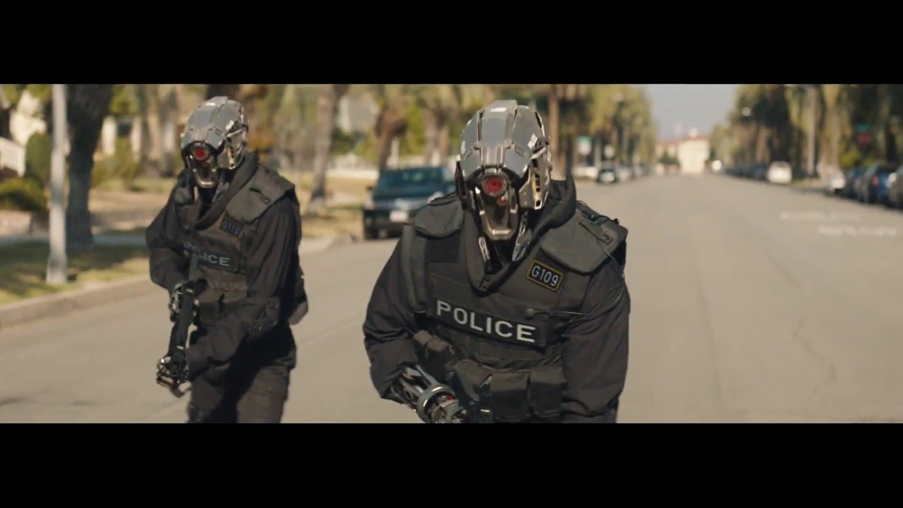 Code 8  Trailer 2016 NEW