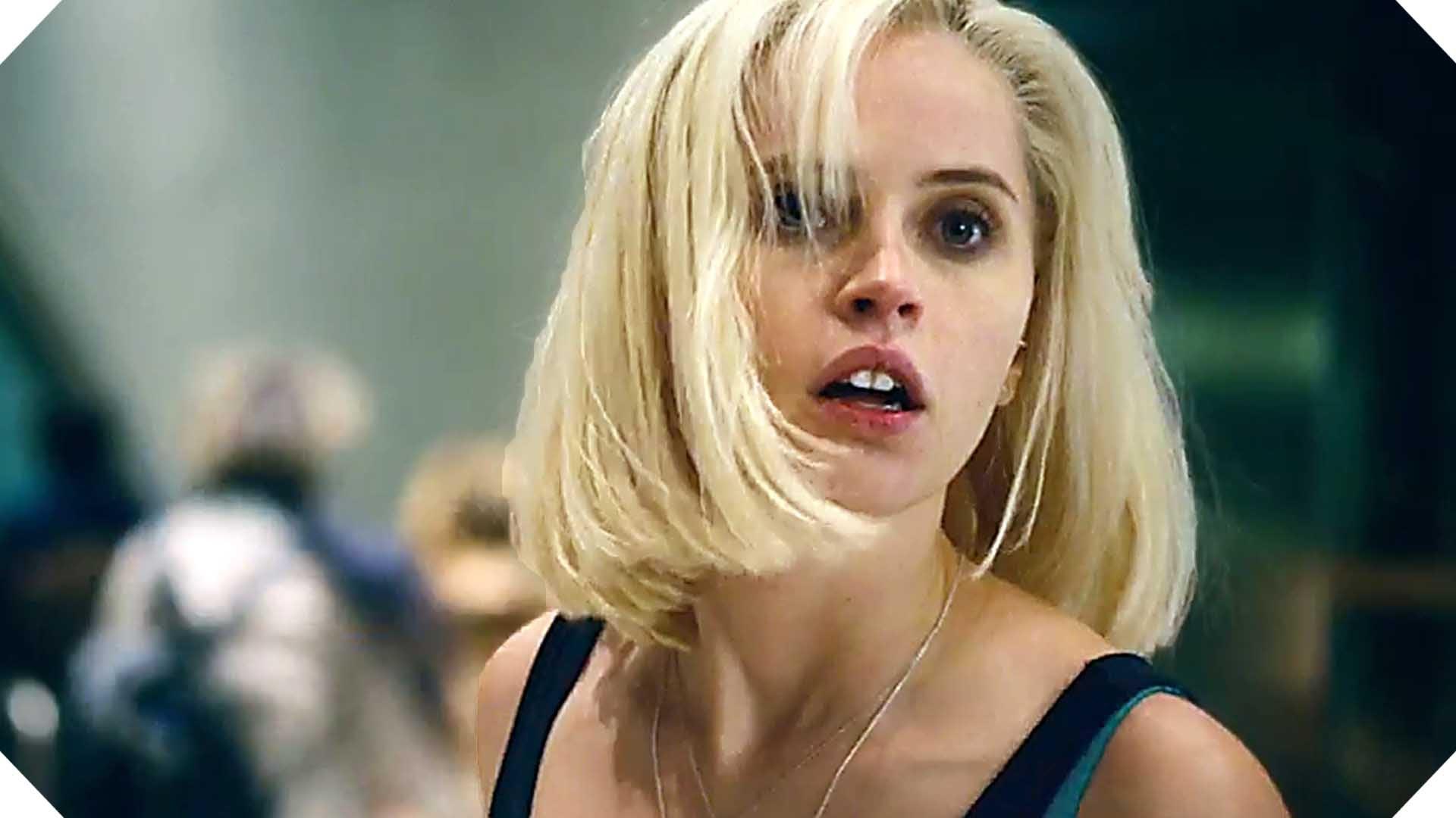 COLLIDE Movie TRAILER (Felicity Jones - Action Thriller, 2016)