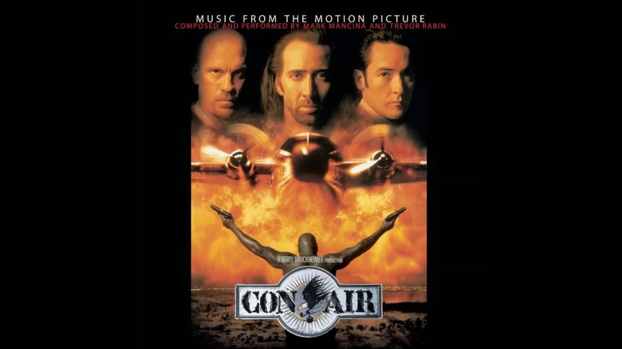 Con Air 1997 Soundtrack Suite OST Mark Mancina & Trevor Rabin