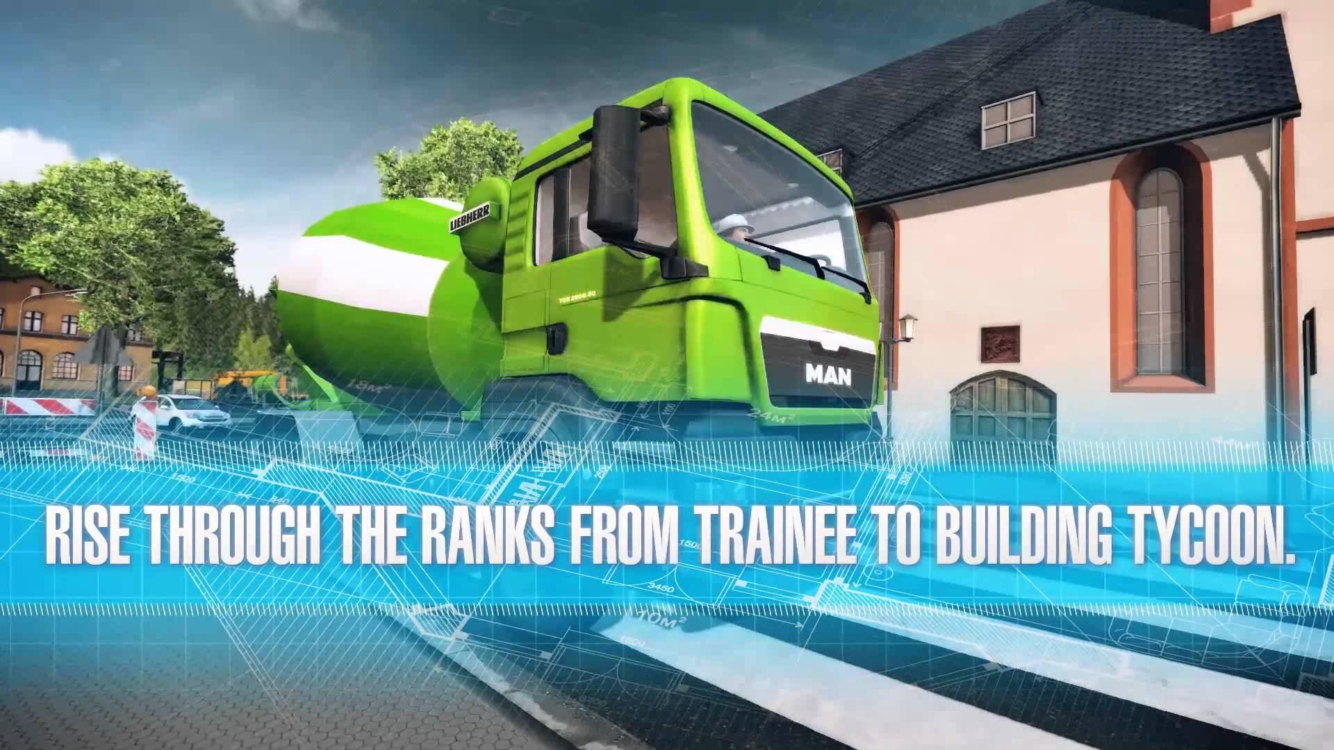 Construction Simulator 2015 - Trailer