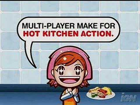 Cooking Mama: Cook Off Wii Trailer