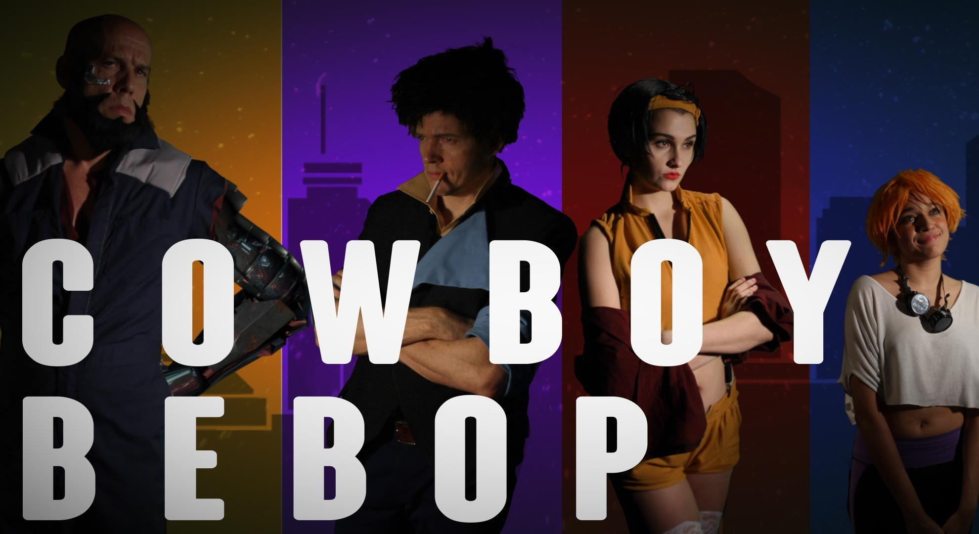 Cowboy Bebop Live Action Film Trailer