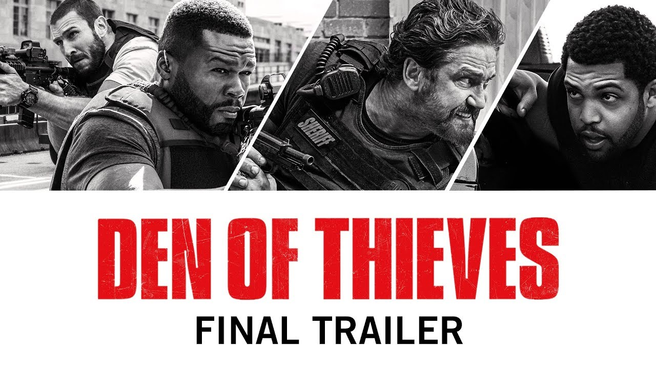 Den of Thieves | Final Trailer | In Theaters January 19, 2018