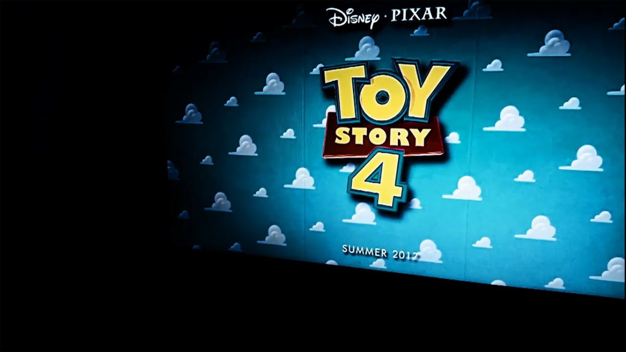 D23 Expo 2015 Toy Story 4 Trailer SUMMER 2018