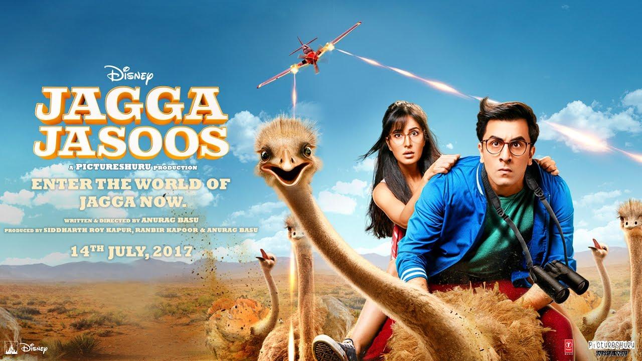 Jagga Jasoos | The Official Teaser Trailer | In Cinemas July 14, 2017