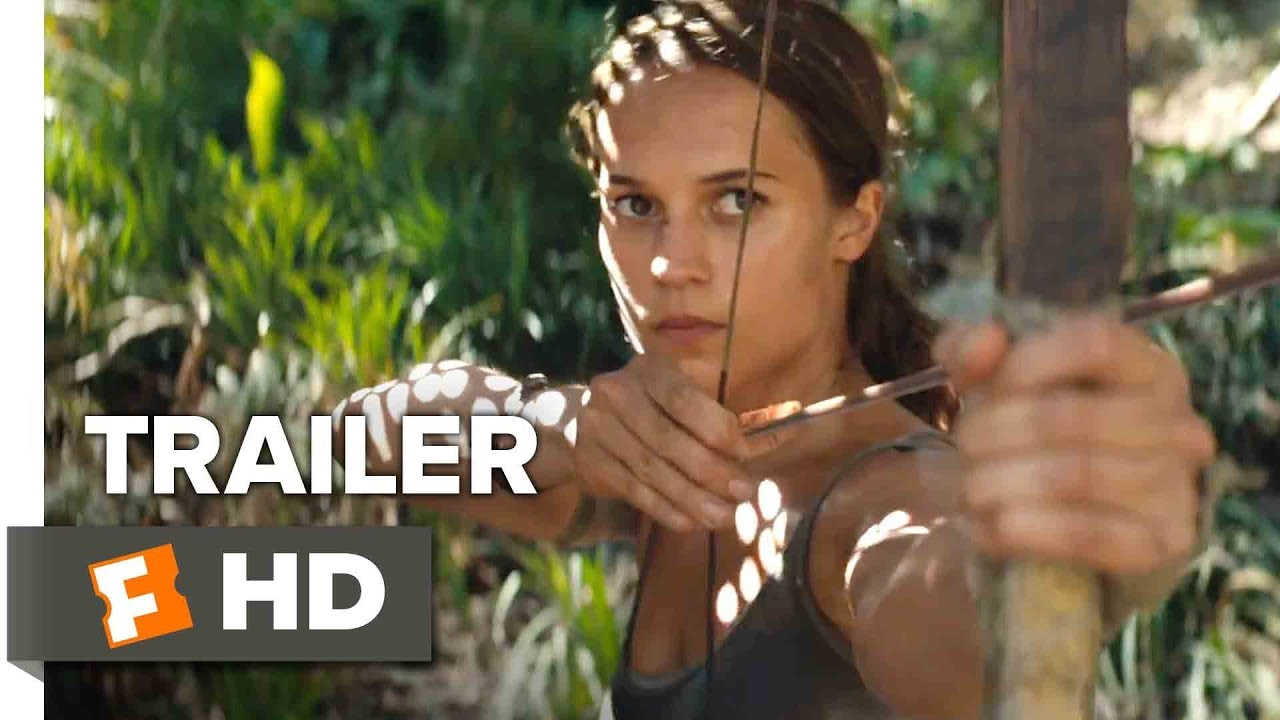 Tomb Raider Trailer #1 (2018) | Movieclips Trailers
