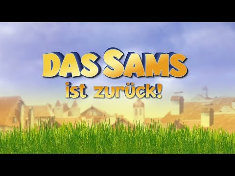 Das Sams | Ab Sommer 2017 im Kino | Digital remastered | Trailer HD