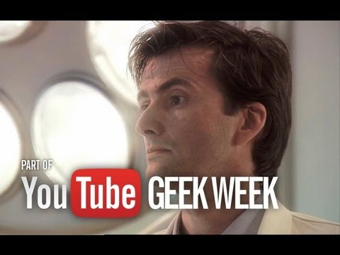 David Tennant plays a different Doctor - The Quatermass Experiment Live (2005) - BBC