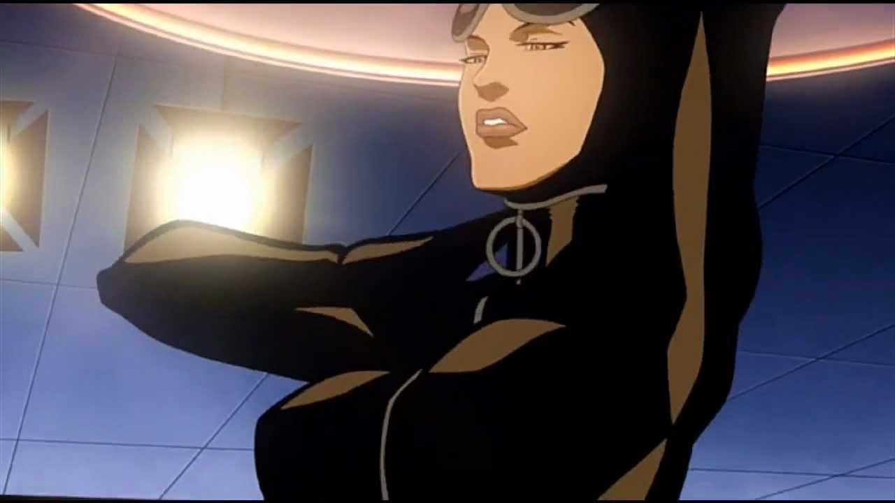 Dc Showcase: Catwoman (2011) Music Video  | E for Extinction | Thousand Foot Krutch | DCWBTV