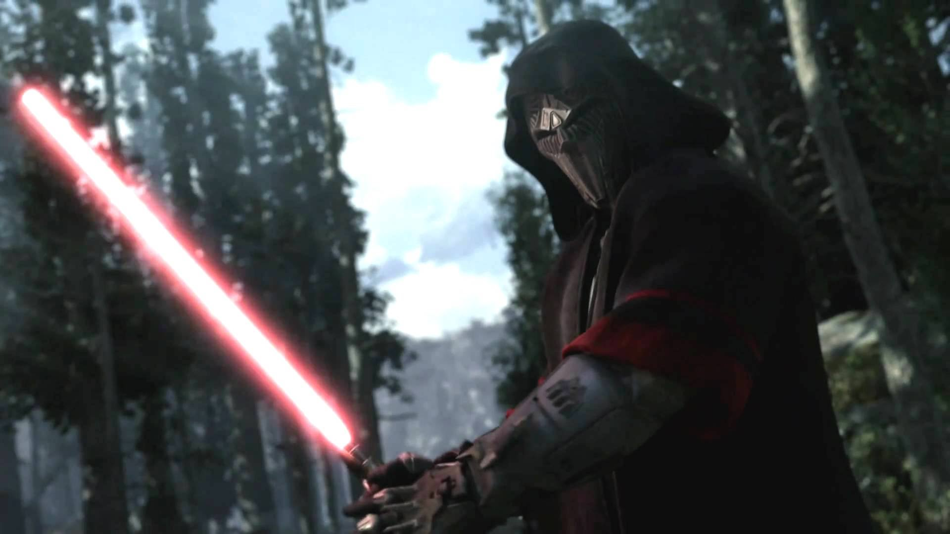 Star Wars: The Old Republic Mini Movie (All Cinematic Trailers) 1080p HD