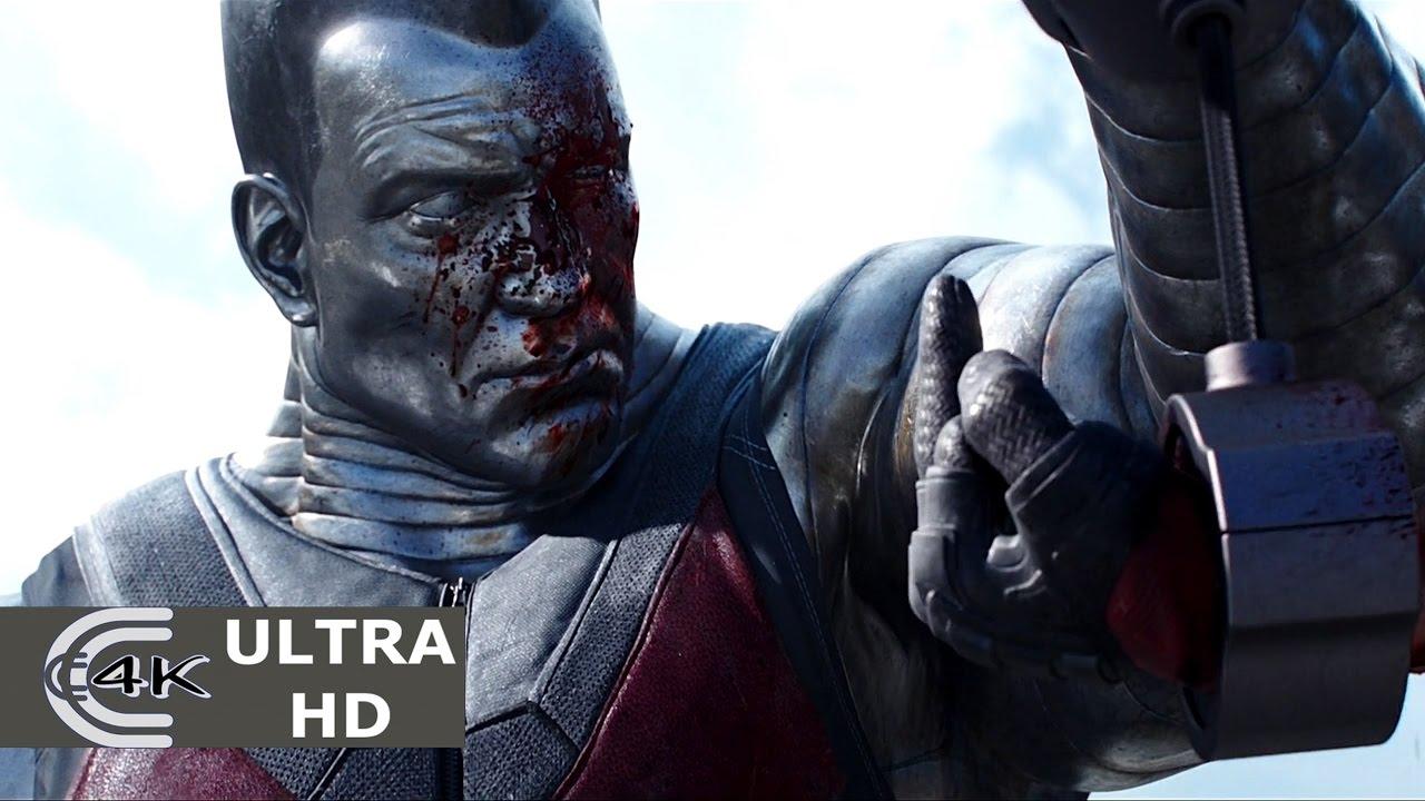 Deadpool Hand Cut Off (Scene) | Deadpool-(2016) Movie CLIP 4K ULTRA HD (+SUBTITLES)