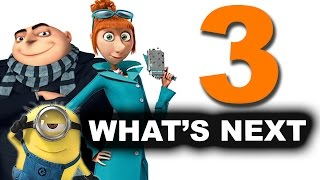 Despicable Me 3 2017 - Gru, Lucy, Margo, Edith, Agnes & MINIONS - Beyond The Trailer