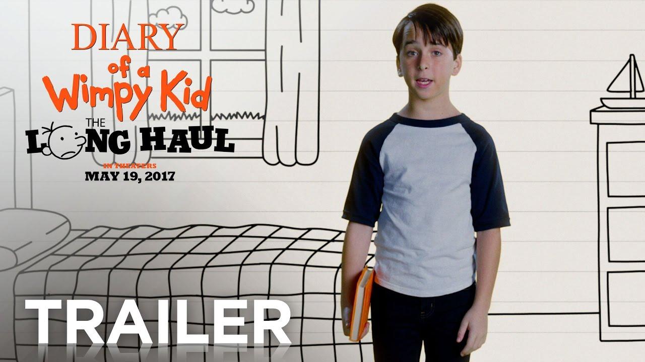 Diary of a Wimpy Kid: The Long Haul   Teaser Trailer [HD]   20th Century FOX