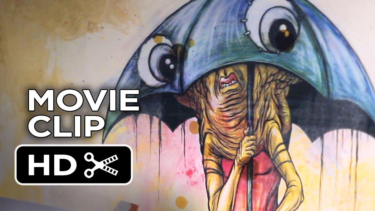 Digging Up the Marrow Movie CLIP - Brella (2015) - Sci-Fi Thriller HD