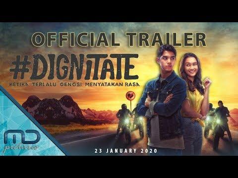Dignitate - Official Trailer | Al Ghazali, Caitlin Halderman, Giorgino Abraham