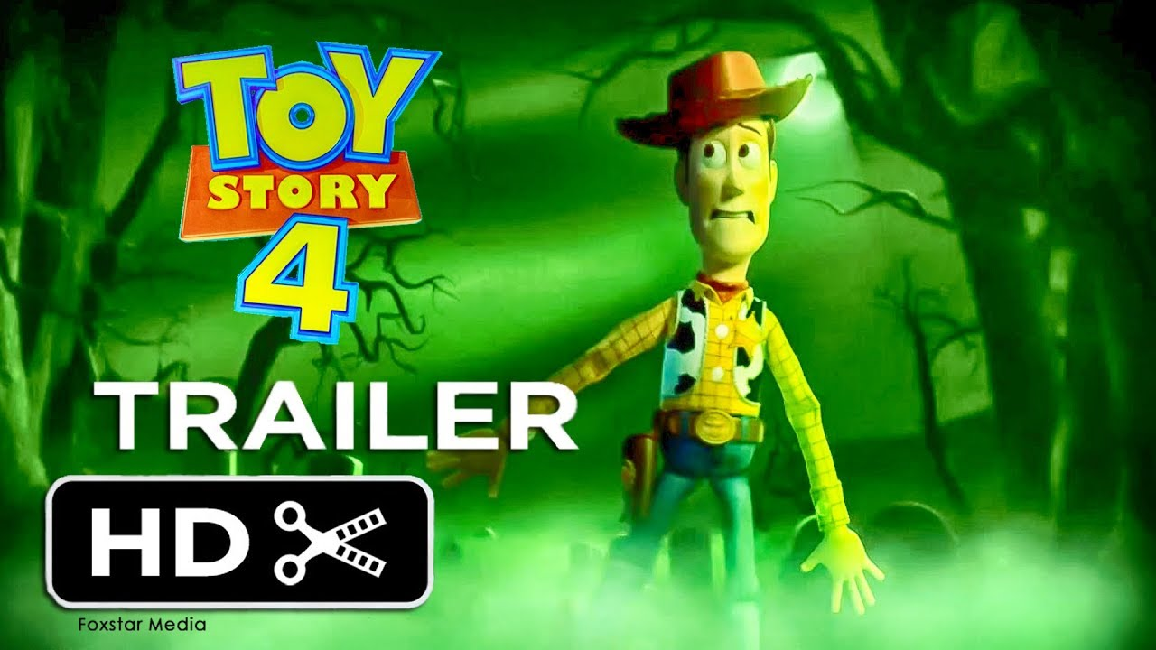 Trat Er Toy : Toy story trailer